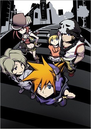 [TWEWY] The World Ends With You/ Subarashiki Kono Sekai Twewy