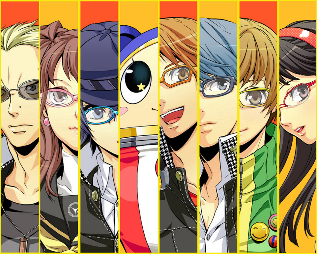 Persona 4 Anime Characters Database : Persona the animation has been licensed for us