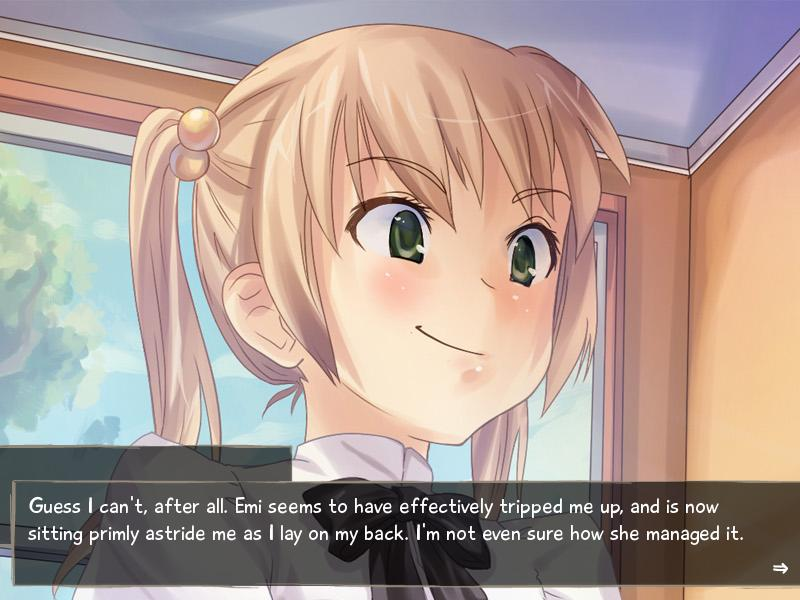 Disabled girl dating sim katawa shoujo 6