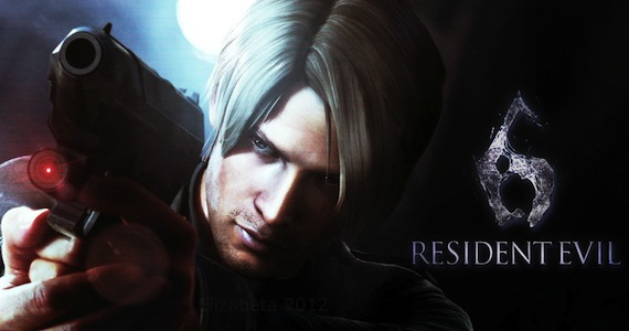 Resident Evil 6 Demo Impressions Leon S Kennedy The Wired Fish Network