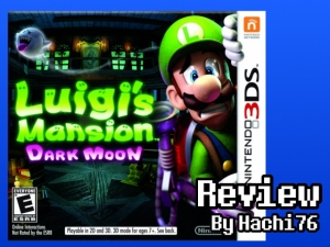 Luigi's Mansion Dark Moon portal