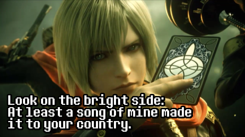 Could Type-0 DLC Song In Theatrhythm Spell A Future For Its
