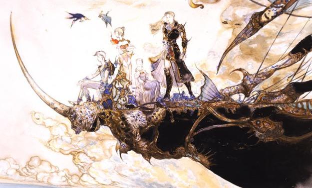 Characters of Final Fantasy VI  Wikipedia