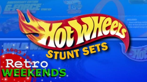 Hot Wheels Stunt Sets