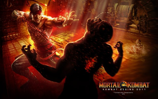 Why can't more fighting games be like Mortal Kombat 9? It's got great gameplay, great multiplayer, and best of all, excellent singleplayer modes.