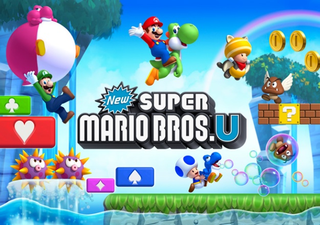 Would you be willing to pay $60 for New Super Mario Bros. U?