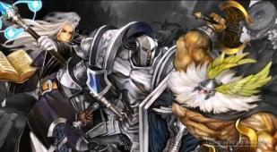 Dragon's Crown - Sorcerer, Fighter, and Dwarf