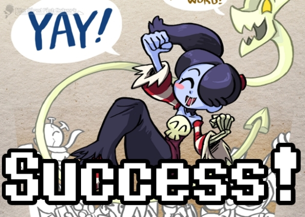 Squigly Crowdfund Successful