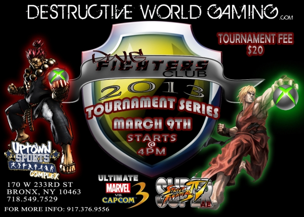 DWG Fighters Tournament