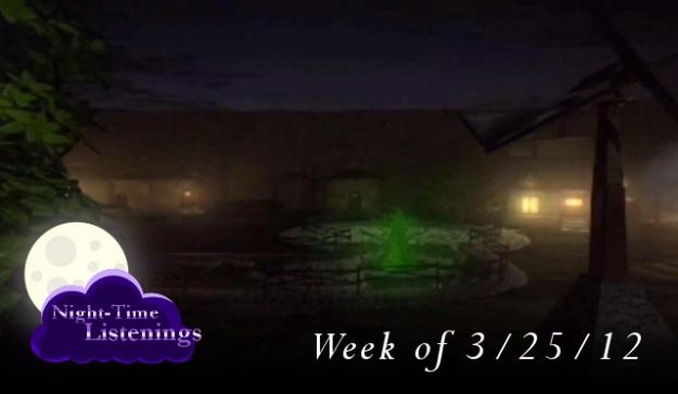 Night-Time Listenings 34