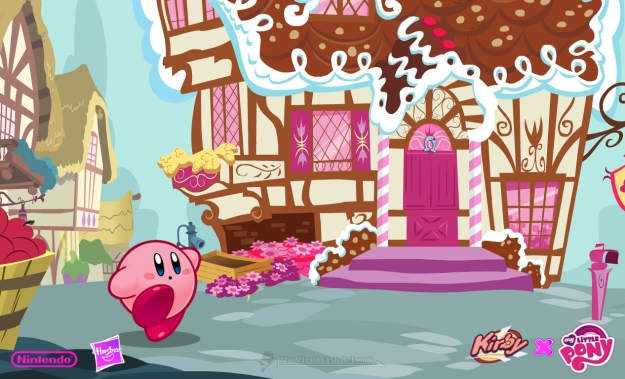 Kirby X My Little Pony (2.1)