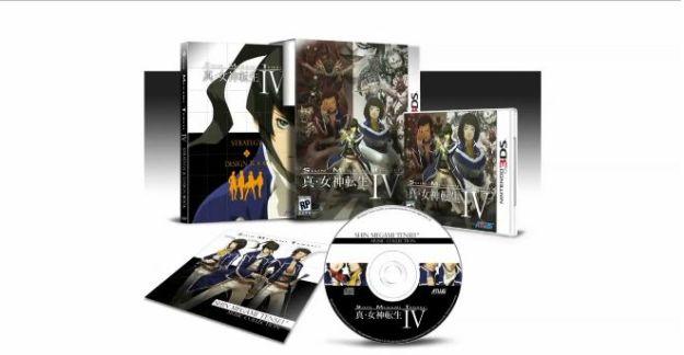 Shin Megami Tensei IV special edition