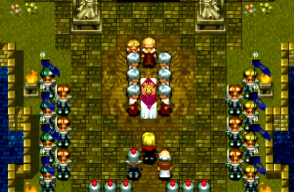 Wild ARMs Funeral