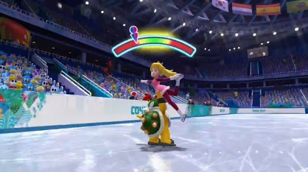 Mario And Sonic Sochi games