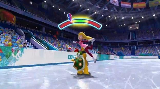 Mario And Sonic Sochi games