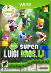 New Super Luigi U case