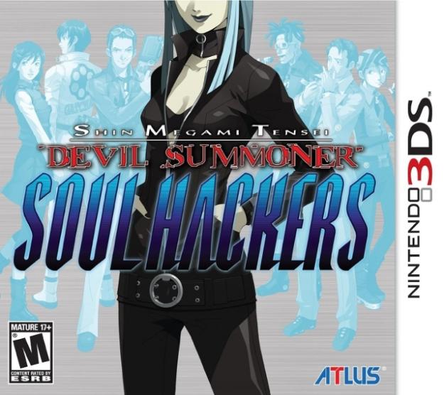 Soul Hackers boxart (s)