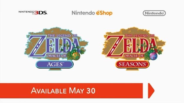 Zelda Oracle Games