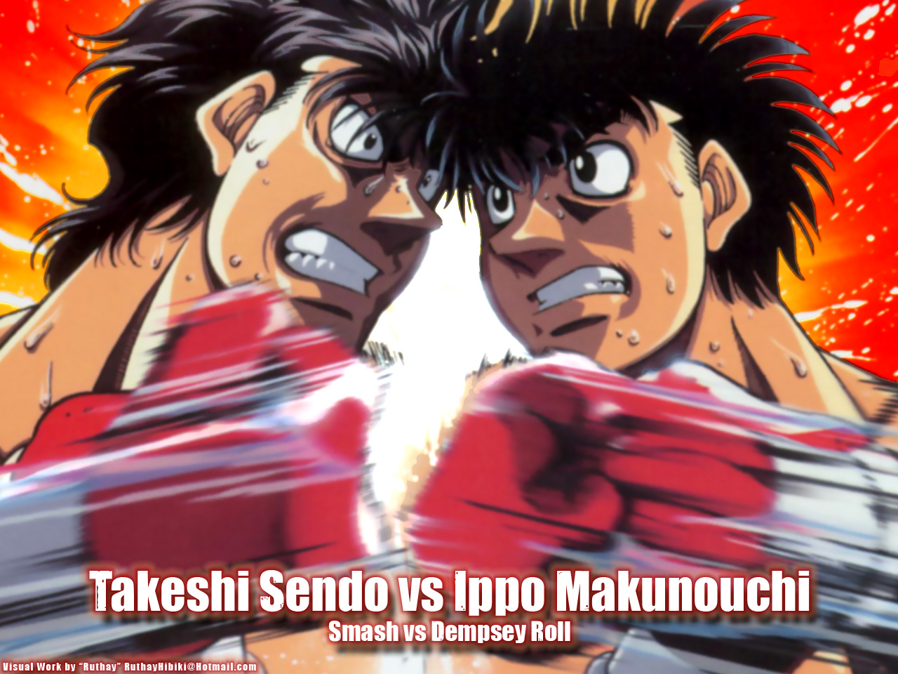 Fsw List 76 Top 8 Hajime No Ippo Fights The Wired Fish Network