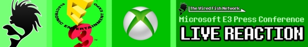 E32013 Xbox Live Reaction