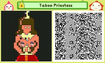 Taboo Priestess