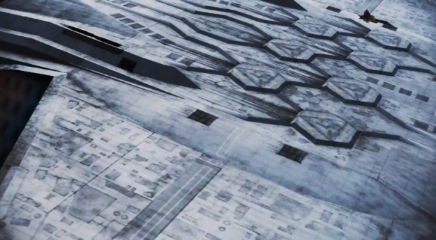 Ace Combat Infinity trailer 4