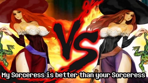 Sorc vs Sorc