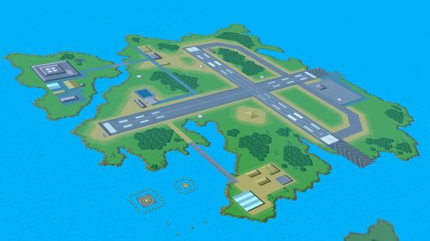 PilotWings Lance's Island