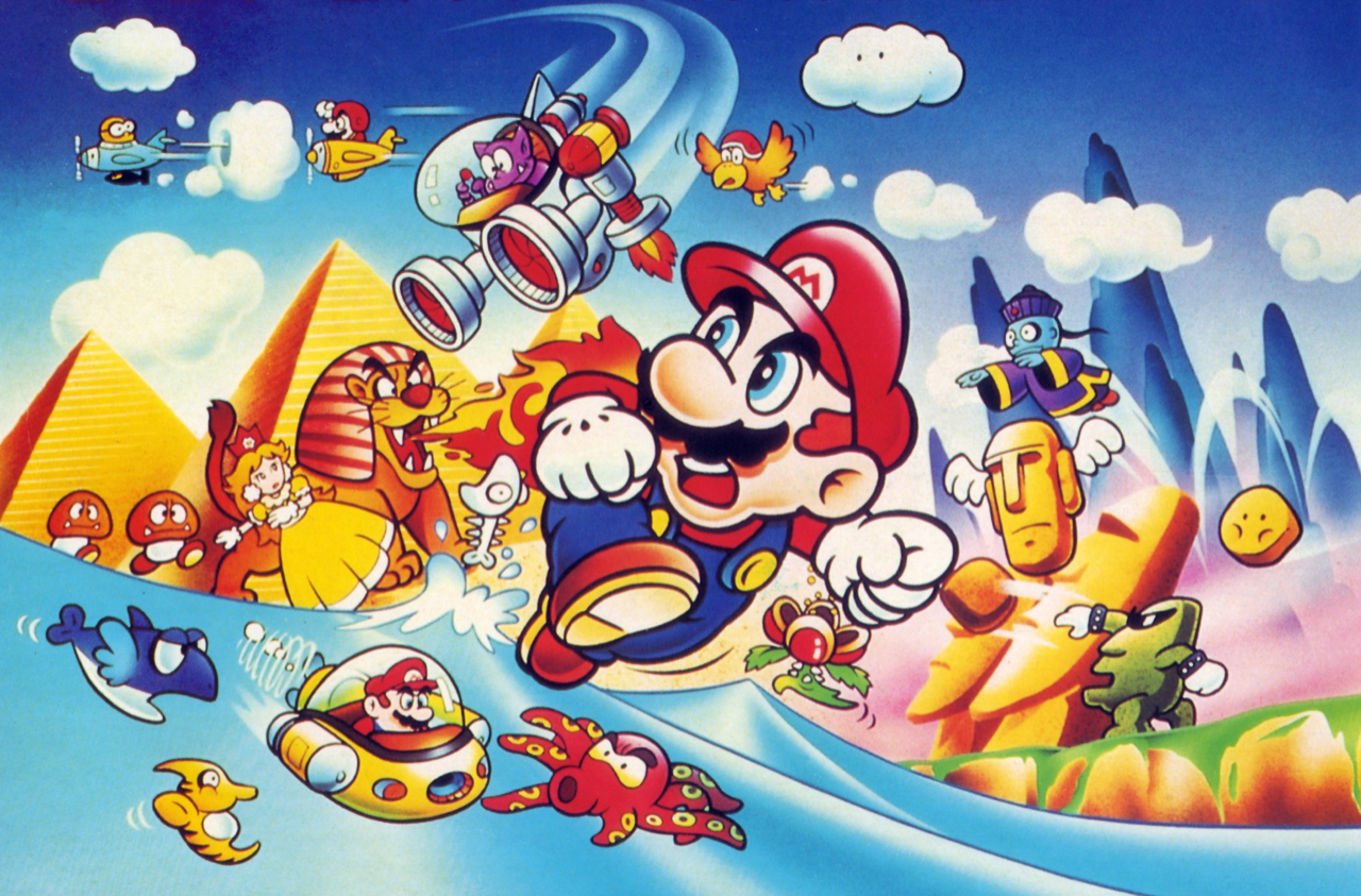 With Peach Playable In Super Mario 3D World, What's Bowser