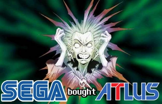 Sega buys Atlus