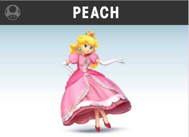SSB4 Peach