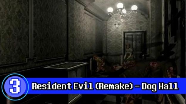 Number 3 - Resident Evil Dog Hall