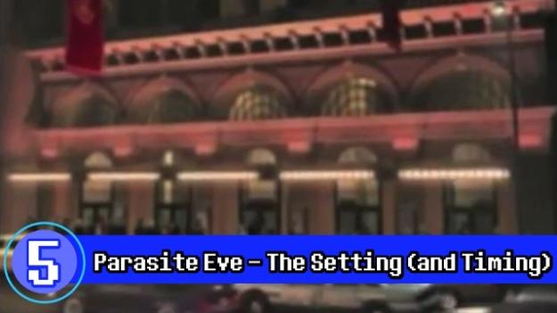 Number 5 - Parasite Eve