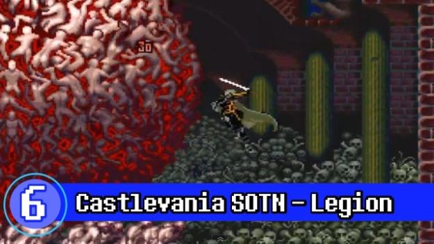 Number 6 - Castlevania Legion