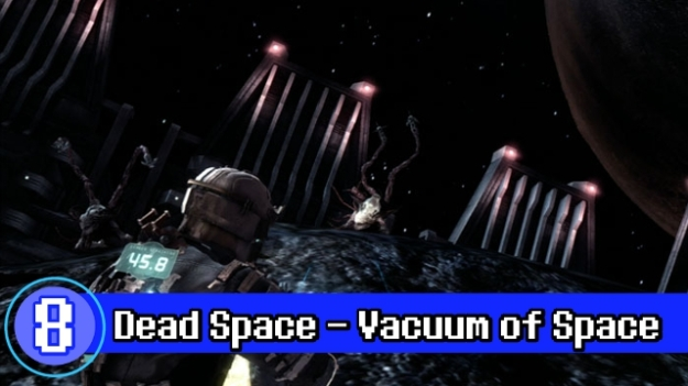 Number 8 - Dead Space Vacuum