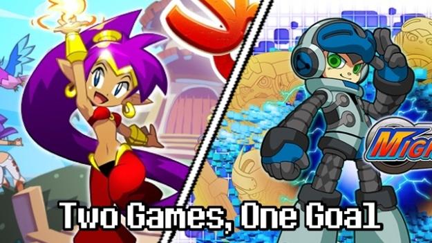 Shantae and Mighty No. 9