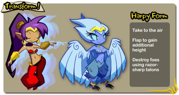 Shantae Half Genie Hero (2)