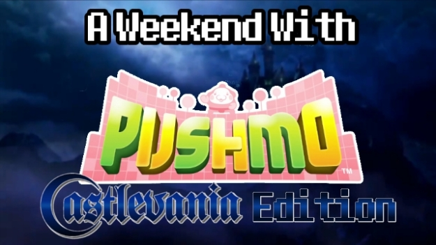 A Weekend with Pushmo Castlevania