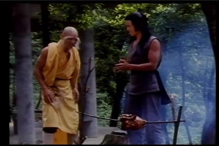 Kung Fu Theater: Shaolin vs  Lama   The Wired Fish Network