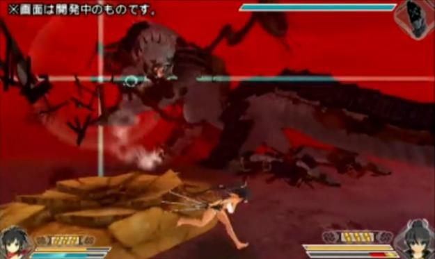 Senran Kagura 2 Deep Crimson (3)