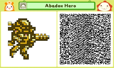 Abadox Hero