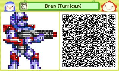 Bren (Super Turrican)