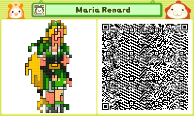Maria Renard