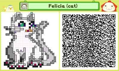 Felicia (Cat - Pre Transformation)