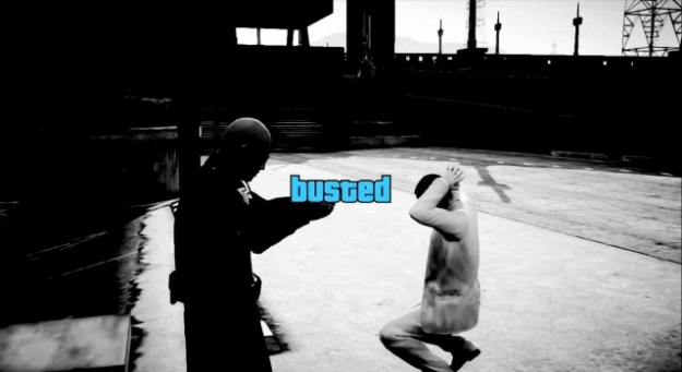 GTAV-Busted