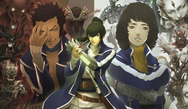 Shin Megami Tensei IV (2)