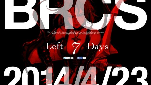 ArcSys BloodRayne teaser