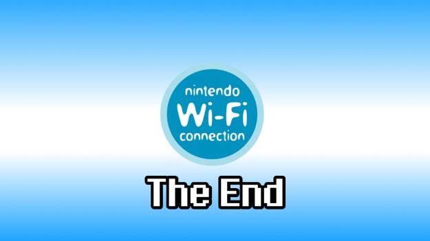 Nintendo Wi-fi Connection closing