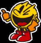 Original  Japanese Pac-Man Art