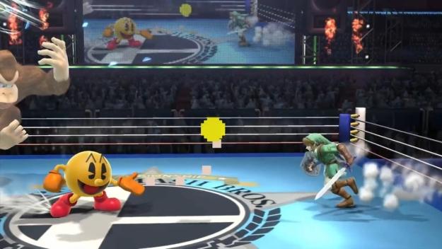 SSB4 Pac-Man trailer (11)